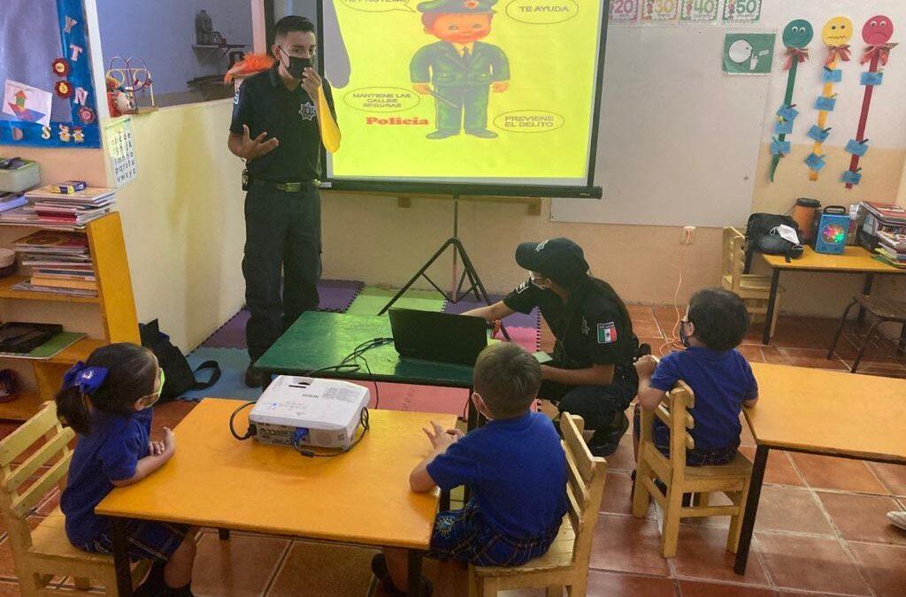 Un éxito el programa de prevención del delito y proximidad social en los menores